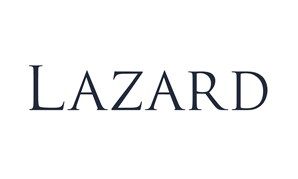 Lazard logo for abstracts