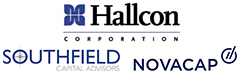 Sale of Hallcon Corporation to Novacap