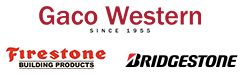 Sale of Gaco Western to Firestone Building Products Company