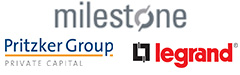 Sale of Milestone AV Technologies, a portfolio company of Pritzker Group Private Capital, to Legrand