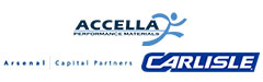 Sale of Accella Performance Materials, a portfolio company of Arsenal Capital Partners, to Carlisle Companies