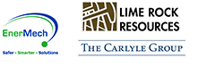 Sale of EnerMech Group, a portfolio company of Lime Rock Partners, to the Carlyle Group