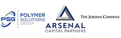 Sale of PSG's polymer additives division, a portfolio company of Arsenal Capital Partners, to The Jordan Company