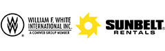 Sale of William F. White International to Sunbelt Rentals, a subsidiary of Ashtead Group
