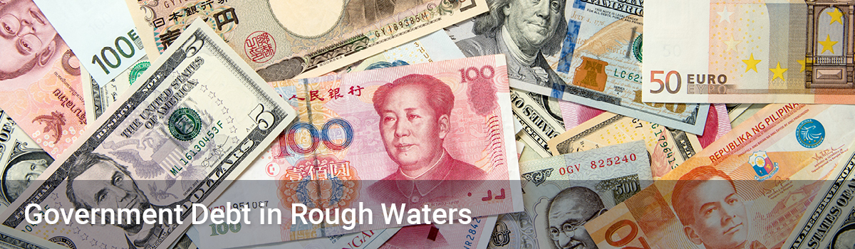 Government Debt In Rough Waters